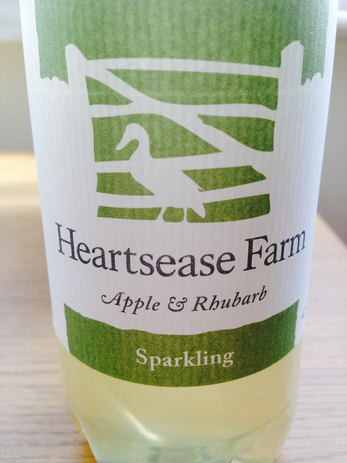 Heartsease Farm Apple Rhubarb