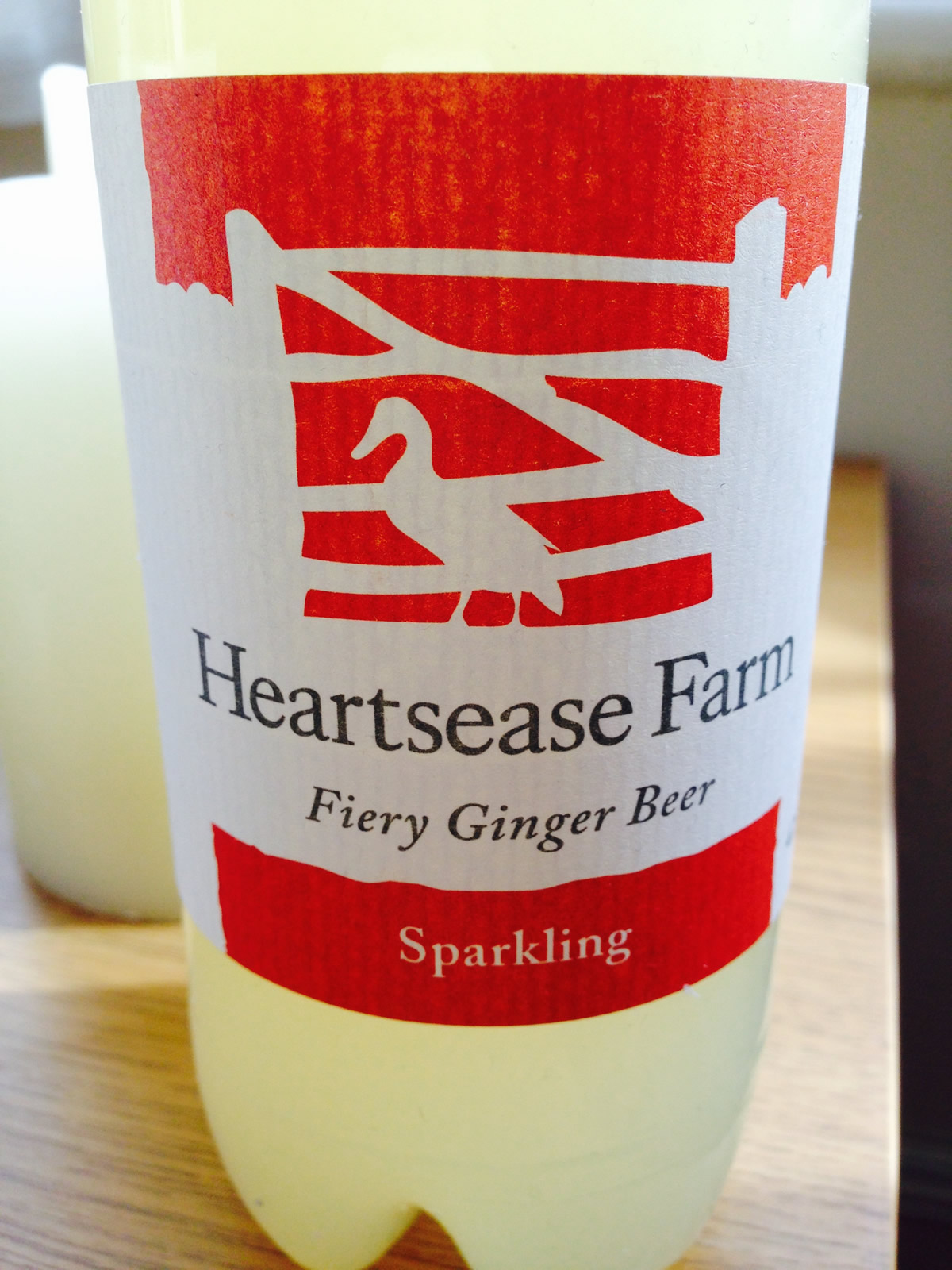 Heartsease Farm Ginger Beer
