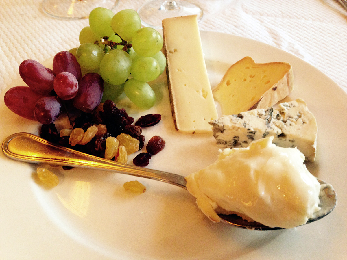 Balthazar Cheese Plate
